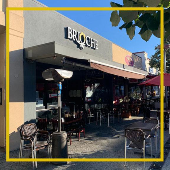 Cafe Brioche - USA, CA